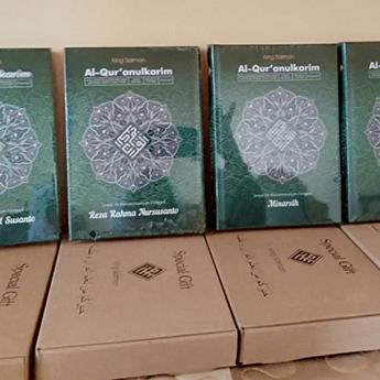 Distribusi Al-Qur'an King Salman - 12