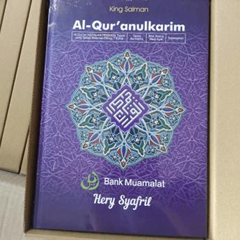 Distribusi Al-Qur'an King Salman - 14