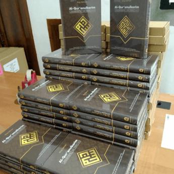 Distribusi Al-Qur'an King Salman - 15