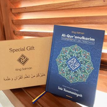 Distribusi Al-Qur'an King Salman - 19