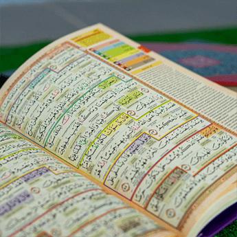 Distribusi Al-Qur'an King Salman - 2