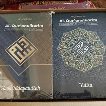 Distribusi Al-Qur'an King Salman - 4